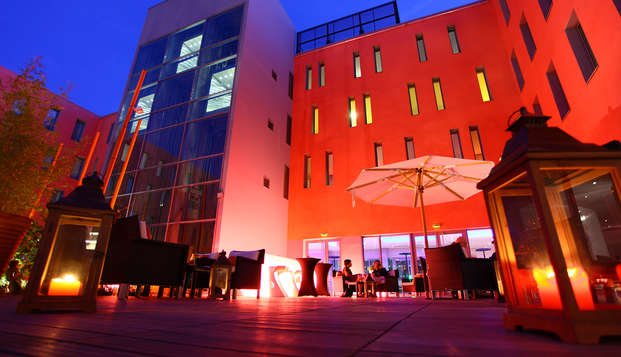 Radisson Blu Toulouse Airport - terrace