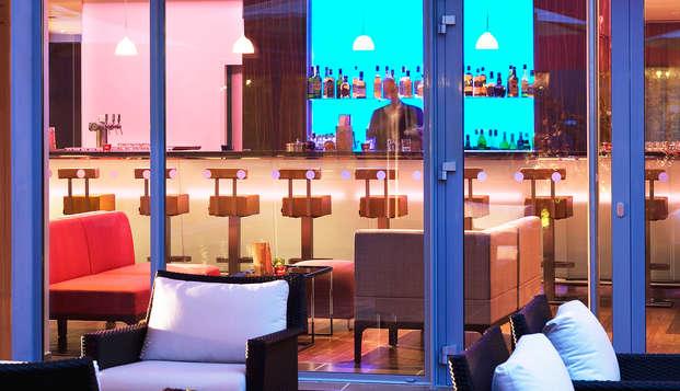 Radisson Blu Toulouse Airport - bar