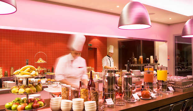 Radisson Blu Toulouse Airport - breakfast
