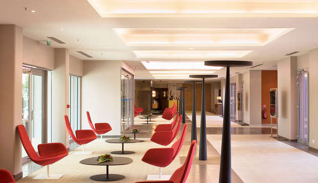Radisson Blu Toulouse Airport - lobby