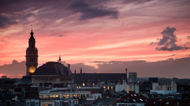 Découverte de la capitale des Flandres