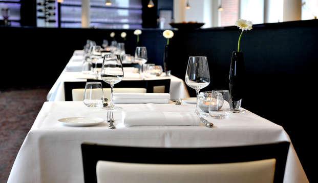 Disfruta de un fin de semana romántico con una deliciosa cena italiana de 3 platos