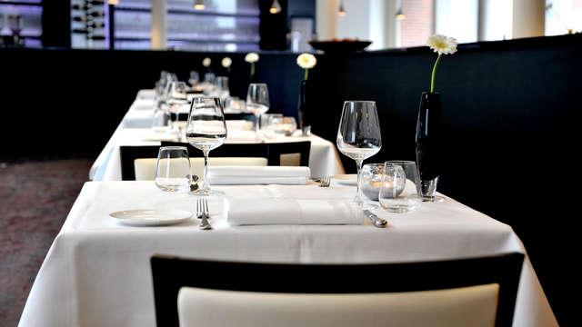 Geniet van een romantisch weekend met overheerlijk Italiaans 3-gangen diner