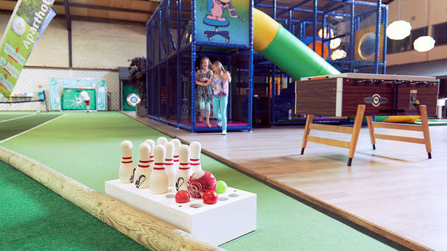 Lang familieweekend vol met activiteiten en kids gratis (vanaf 2 nachten)
