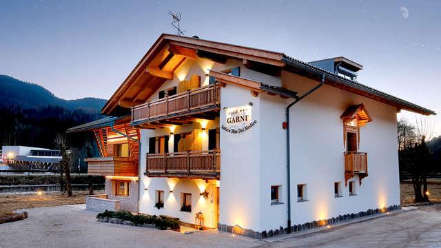 Soggiorno di relax tra le Alpi del Trentino Alto Adige con late check out!