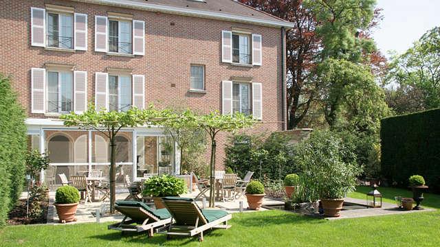 Luxe weekend met jacuzzi in Gent
