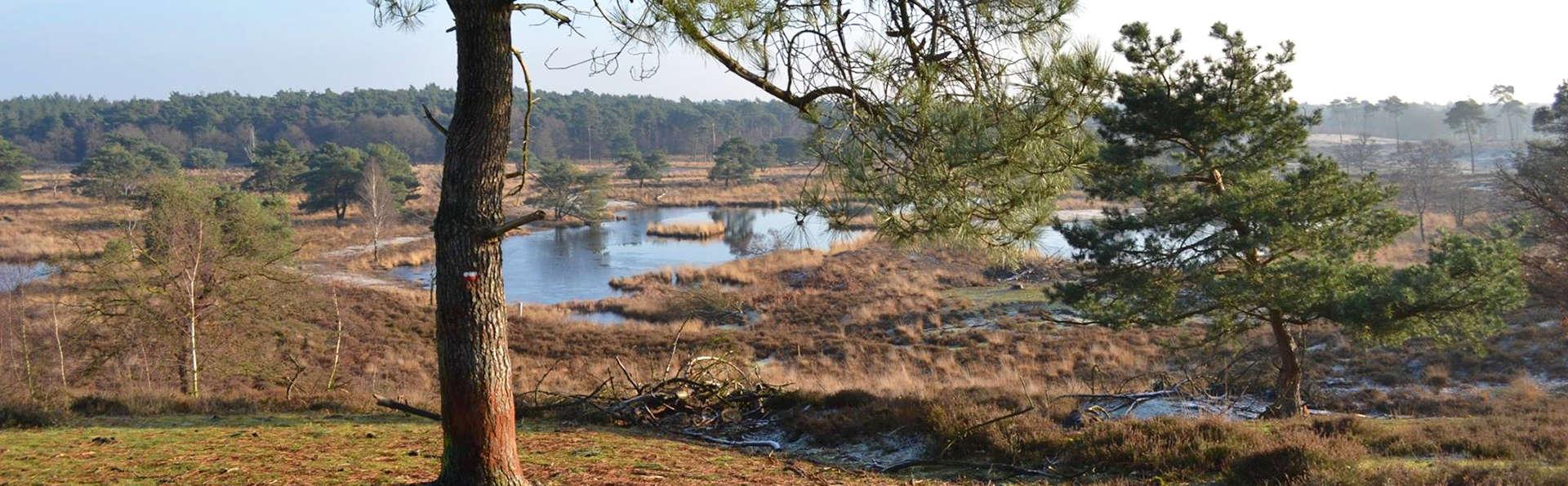 Découvrez la belle nature du parc national de Maasduinen (à partir de 2 nuits)