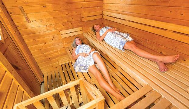 B B A Dream - sauna