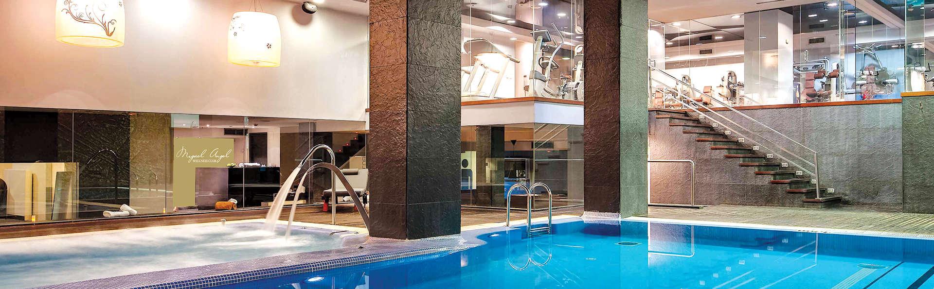 Relax con acceso al spa en un 5* en pleno centro de Madrid