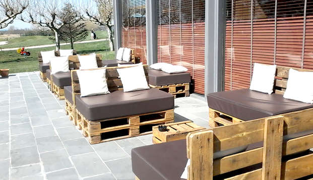 DoubleTree by Hilton Hotel Spa Emporda - New Terrace