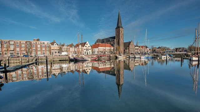 Ontdek het pittoreske Friesland en verblijf in hartje Harlingen