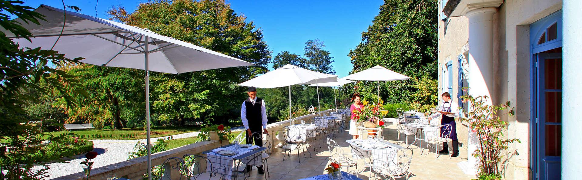 Séjour gourmand avec dîner et dégustation dans un village de charme du Gers