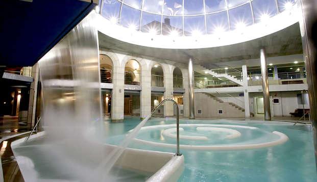 Vívelo Despacio: Gastronomía, masaje y circuito en el exclusivo Balneario Mondariz (desde 2 noches)