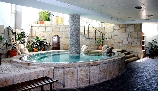 Escapada Relax con acceso al spa o sesión de balneoterapia en el Balneario de Mondariz