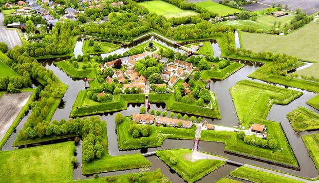 Weekendje weg op de grens tussen Drenthe en Groningen