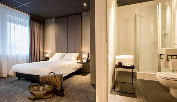 Boutique Hotel Glow - room