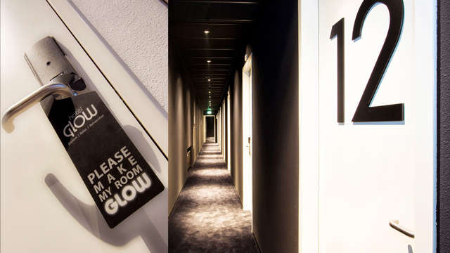 Boutique Hotel Glow - pass