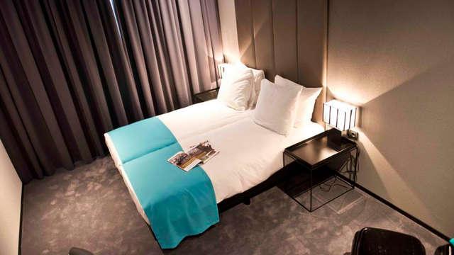 1 overnachting in een tweepersoons kamer superior voor 2 volwassenen