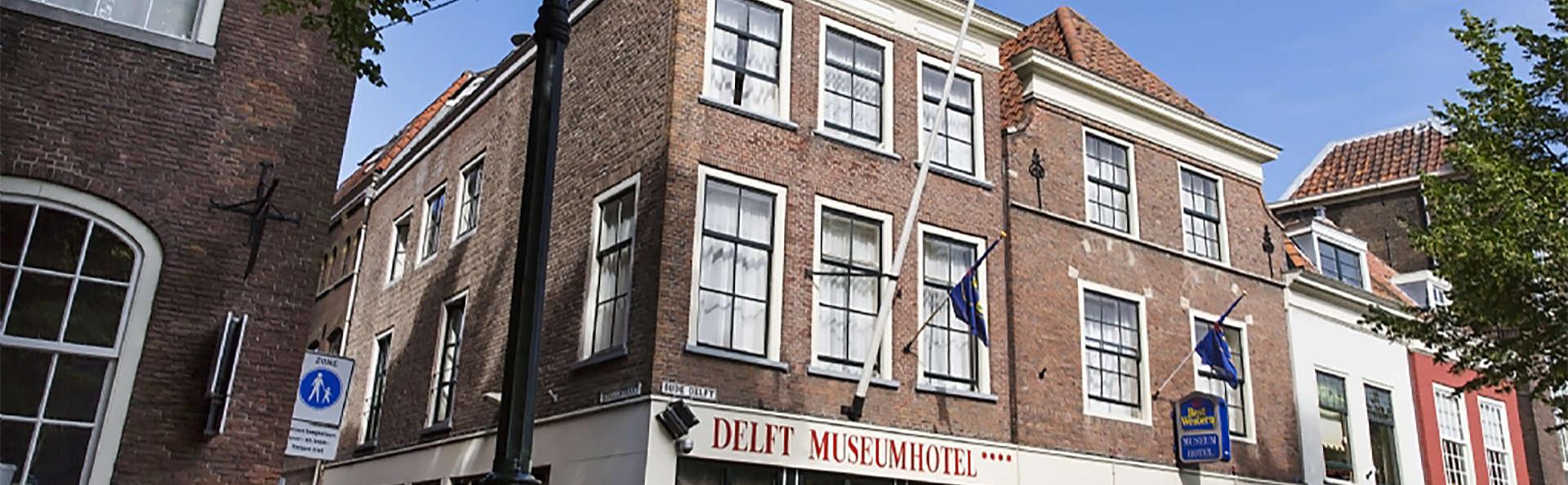 Best Western Museumhotels Delft - EDIT_front.jpg