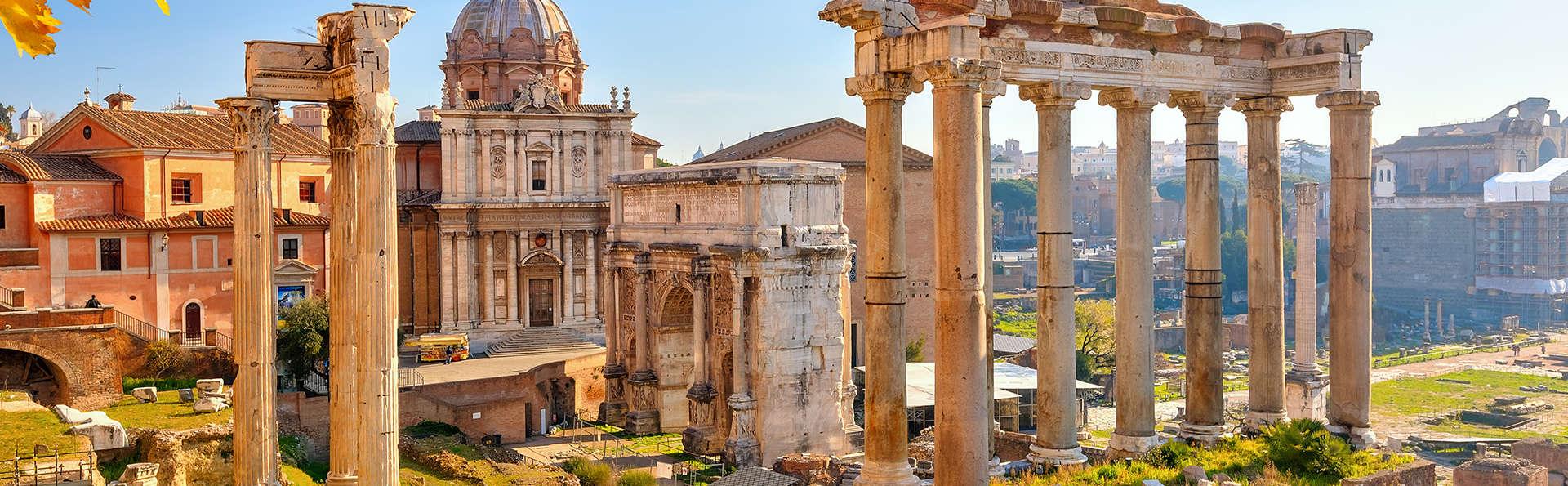 Arte y arquitectura en el corazón de Roma (desde 2 noches)