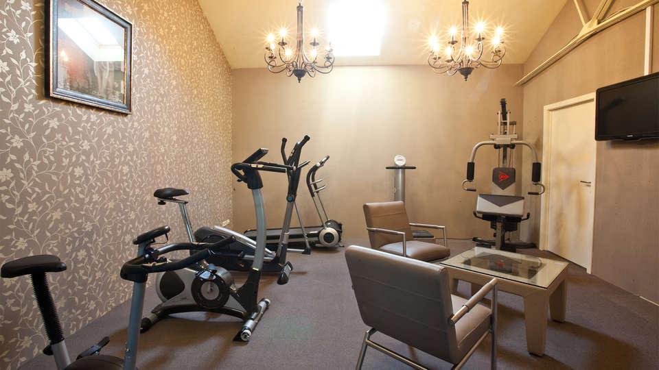 Best Western Plus Turnhout City Hotel - EDIT_gym.jpg