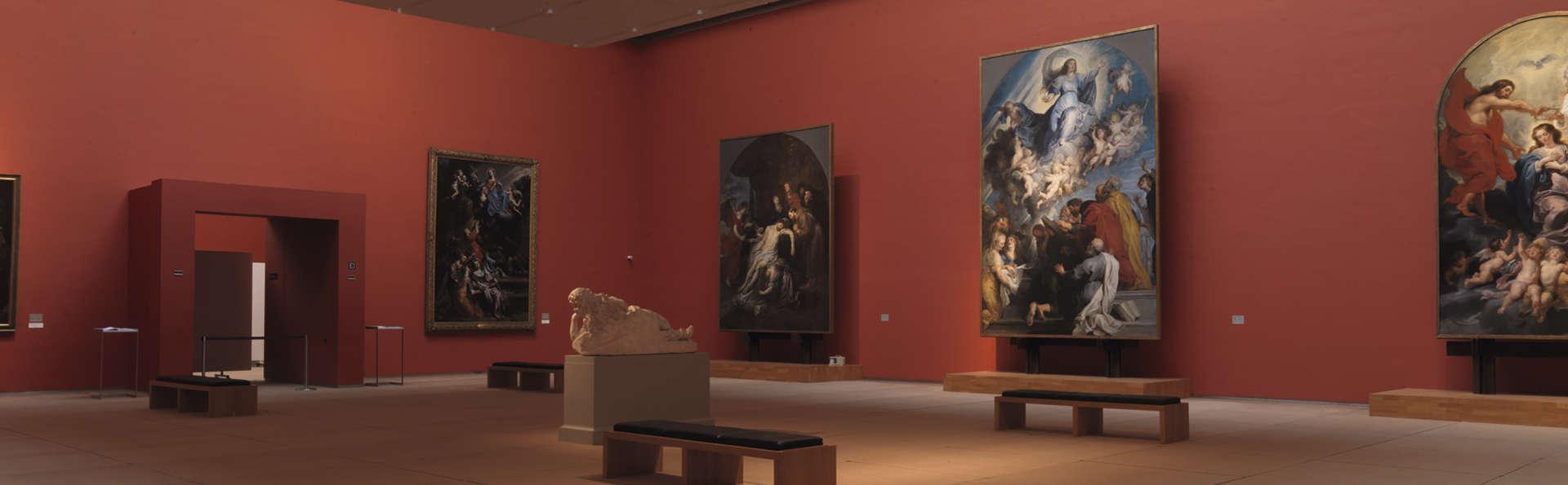 Découverte de Bruxelles et entrées pour le musée des Primitifs Flamands