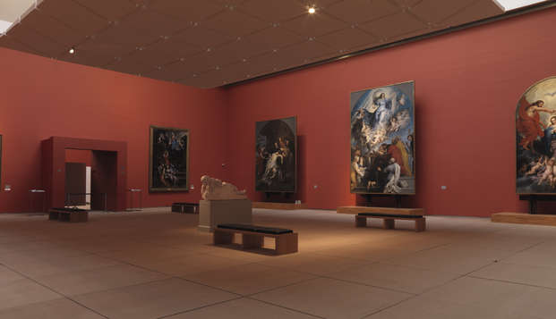 Lujo, cultura y obras de arte en Bruselas