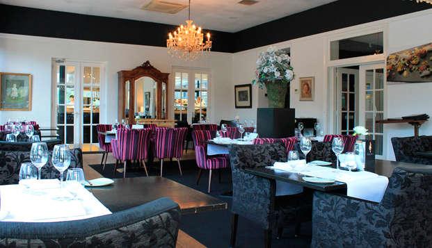 Week-end avec dîner dans la Veluwe (à partir de 2 nuits)