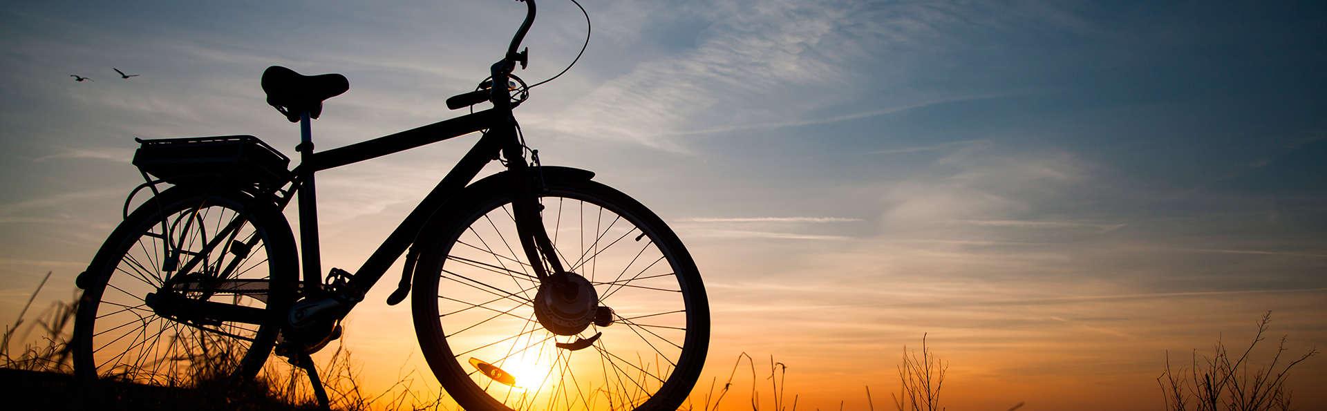 Week-end à vélo avec dîner dans la Veluwe (à partir de 2 nuits)