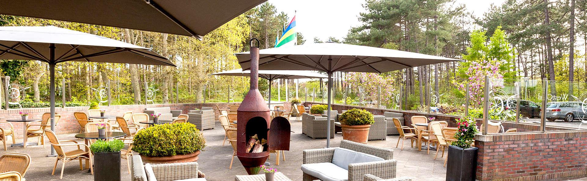 Dîner et détente dans un hôtel de luxe à Terschelling