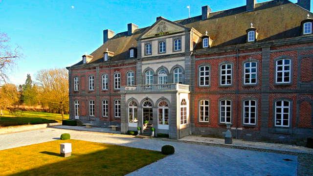 Offre spéciale: Week-end dans une suite dans un château près de Huy