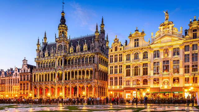 Alla scoperta di Bruxelles in un hotel di design (da 2 notti)