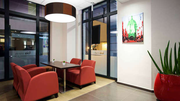 ibis Styles Brussels Centre Stephanie - bar