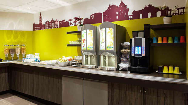 ibis Styles Brussels Centre Stephanie - buffet