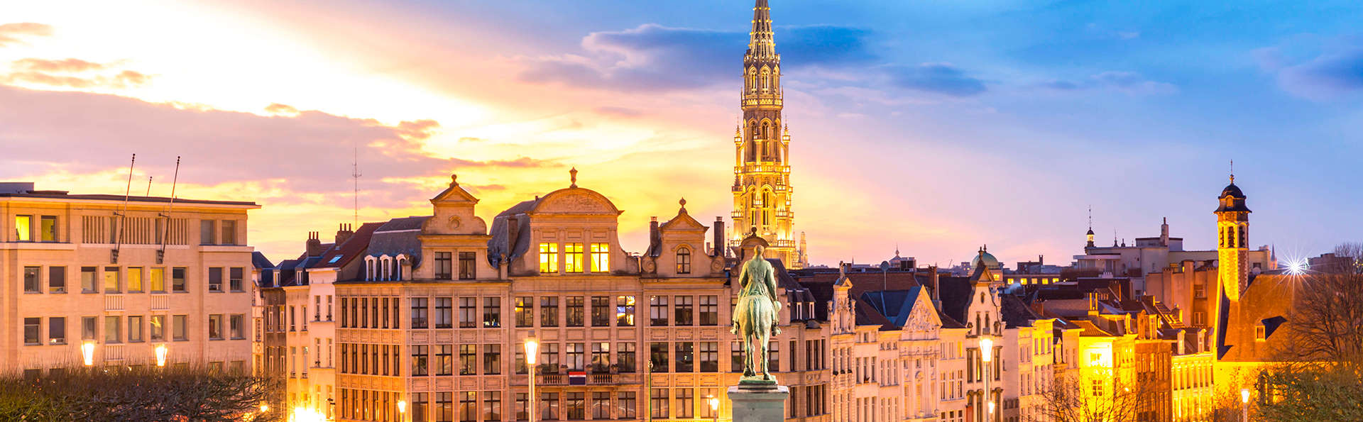 Descubre Bruselas con la Brussels Card (válida 24 h)