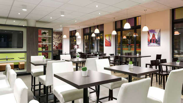 ibis Styles Brussels Centre Stephanie - restauran