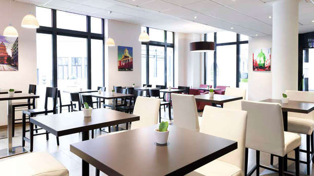 ibis Styles Brussels Centre Stephanie - restaurant