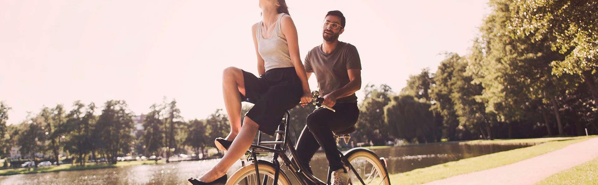Ontdek de mooie omgeving van Maaseik op de fiets
