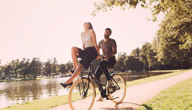 Découvrez les magnifiques environs de Maaseik à vélo (2 nuits)