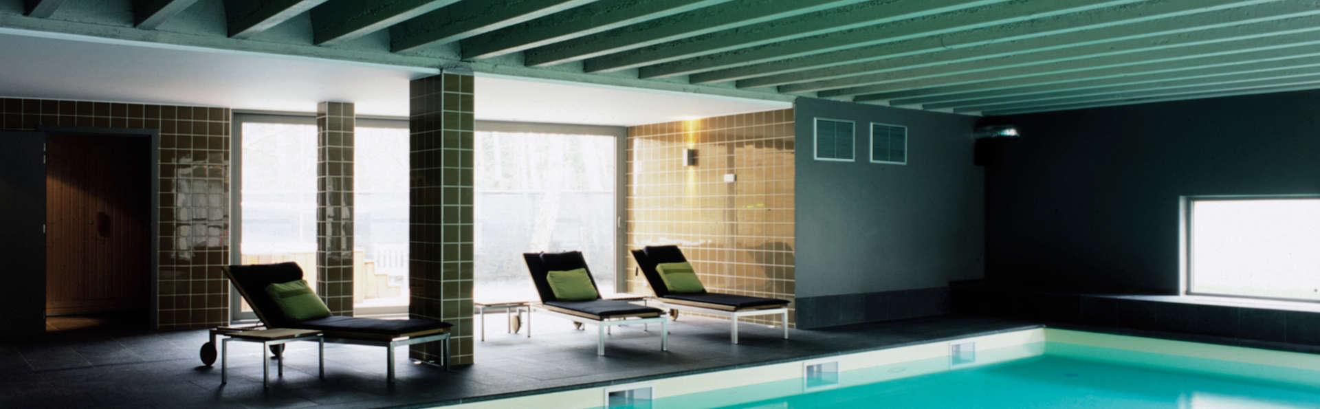 Week-end bien-être avec accès au Aqua-wellness au Limbourg