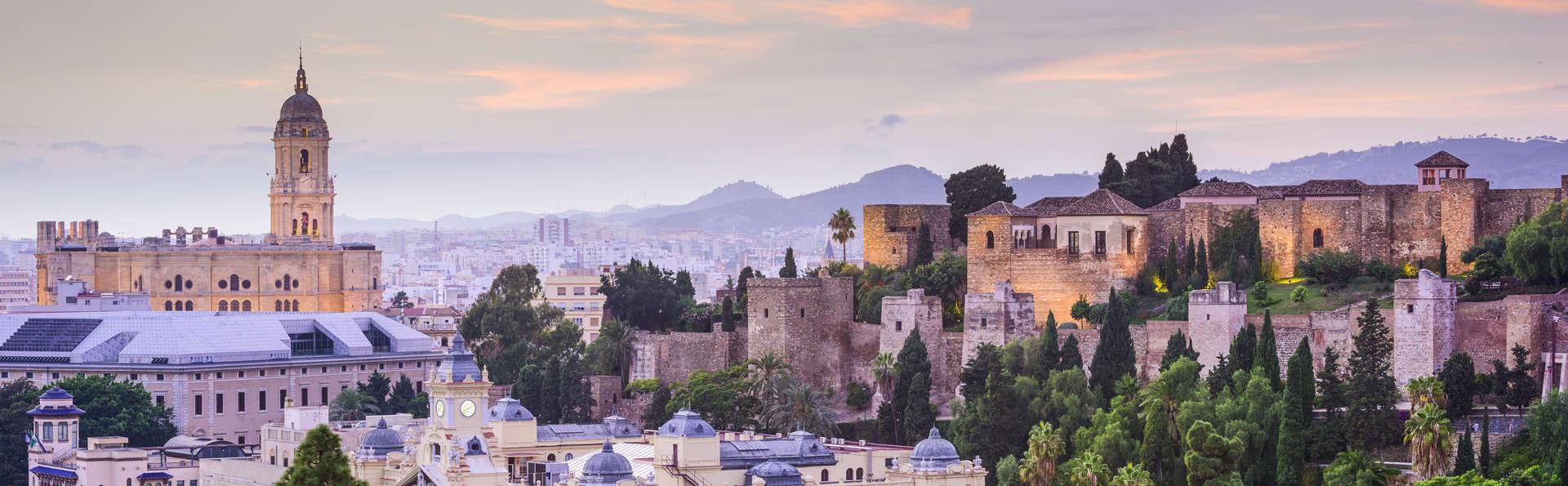 Speciale innamorati: cena nel centro di Malaga