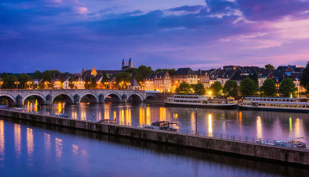 Week-end de charme à Maastricht