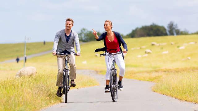 Week-end randonnée et à vélo en Texel (à partir de 2 nuits)