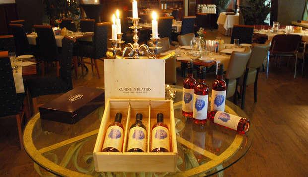 Ravivez votre palais avec un dîner près d'Apeldoorn