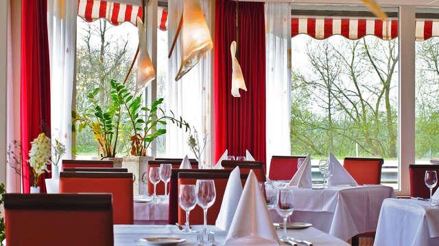 Week-end avec dîner en Limburg (à partir de 2 nuits)