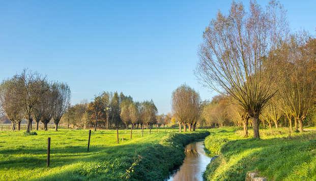 Week-end randonnée et à vélo en Limburg (à partir de 2 nuits)