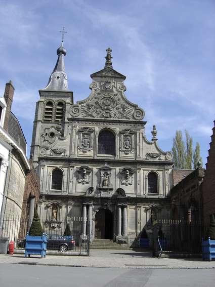 Église Saint-Martin (Le Cateau)
