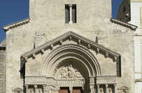 Ancienne cathédrale Saint-Trophime d'Arles -
