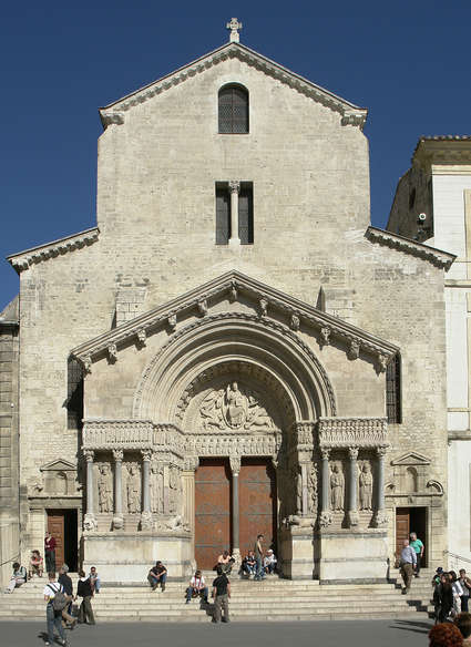 Ancienne cathédrale Saint-Trophime d'Arles