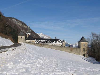 Abbaye Notre-Dame de Tamié